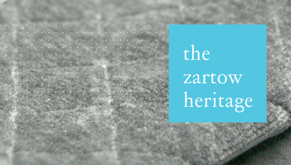 the zartow heritage